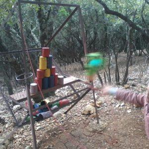 chamboule tout parc de jeux au pays des carrioles la boissiere