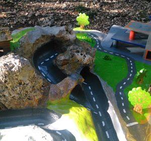 circuit roue libre au pays des carrioles parc pour enfants 34