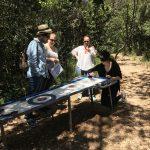 competition jeu adultes parc de loisirs exterieur pleine nature