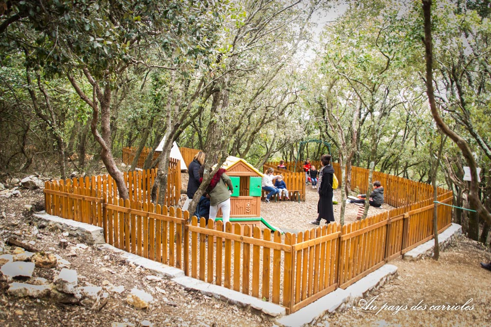 Parc au pays des carrioles parc pour enfants 34