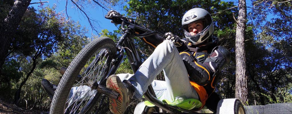 drift trike au pays des carrioles parc loisir montpellier