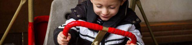 réouverture caisse à savon entre 5 ans et 8 ans accompagné quad parc d'activités familles