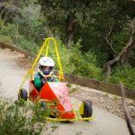caisse a savon en pleine nature pistes securisees equipement parc proche Montpellier