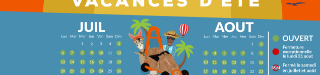 vacances 2020 en France en Occitanie